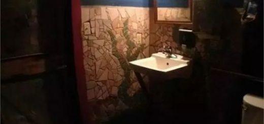 中国厕所革命轰轰烈烈 看看美国公厕有多美