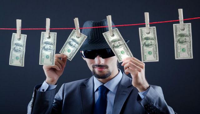 Image result for Money laundering