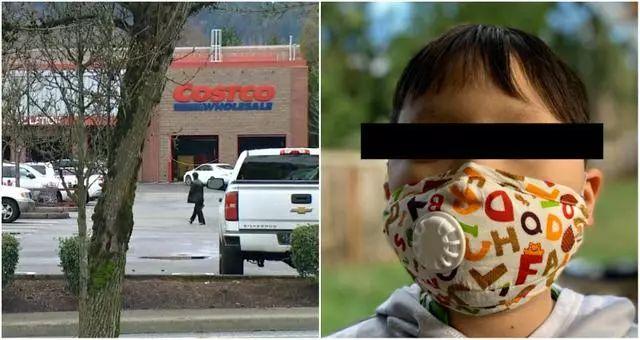 愤怒!纽约华女被辱骂殴打;亚裔男孩戴口罩逛超市被驱逐