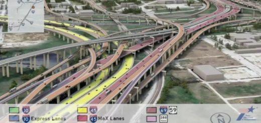 休斯顿市中心将建超级高速 | 610西环线今起再次双向封路!