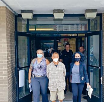 法网恢恢!2016年纽约华女割喉案告破,凶手加州被捕!