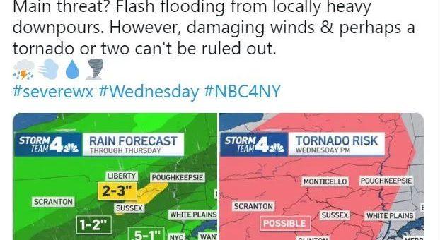 警告!又有飓风!纽新康明天又一场大风大雨要来了……